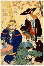 Japanese POSTER.Stylish Graphics.Vintage.Asian.Japan art Decorative.83i
