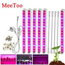 48 LED Grow Light Full Spectrum Hydro Veg Indoor Plant lamp T5 Tube Bulb Bar