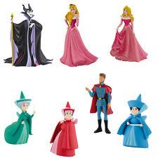 Disney Bullyland Figur, *Dornröschen* *Sleeping Beauty*, Malefiz, Fauna, Flora..