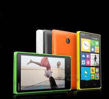 Unlocked Nokia X2 3G WCDMA Dual Sim WIFI 1GB RAM 4GB ROM 5MP Camera Original