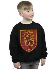 Harry Potter Niños Gryffindor Crest Flat Camisa De Entrenamiento