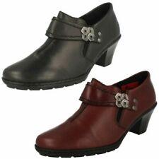 Ladies Rieker Smart Trouser Shoes '57152'