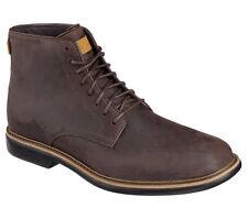 Men's MARK NASON by Skechers Tonic Boot, 68224 /CDB Sizes 10-13 Dark Brown