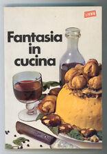 SPAGNOL ELENA FANTASIA IN CUCINA LIEBIG 1968