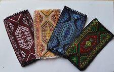 TURKISH RUG carpet woven oriental 1:48th scale dolls house miniature DH32