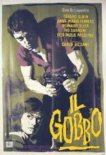 Carlo Lizzani Il Gobbo Bernard Blier movie poster print