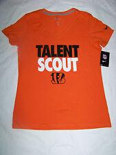 Nike Women's Cincinnati Bengals Talent Scout Shirt NWT