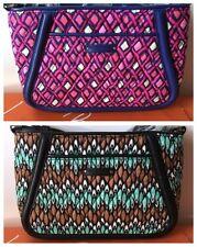 NWT Vera Bradley Trimmed Trapeze Crossbody Bag Purse Handbag You Choose!
