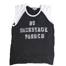 No Backstage Passes Ladies Raglan Tee by Junk Food