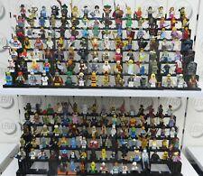 LEGO Sammel Figuren zum Auswählen - 200 Verschiedene - alle Neu - Serie 1 bis 17