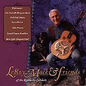 Leroy Mack & Friends by Leroy Mack (Cassette, Aug-1996, Rebel)
