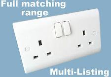 Prime 8 X Eaton Mem Series 2 Gang Plug Switches Premera Wiring Accessories Wiring Cloud Usnesfoxcilixyz