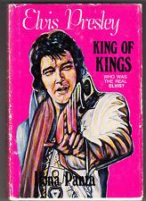 Elvis Presley : King of Kings by Ilona Panta (1979, Hardcover)