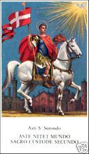 SANTINO HOLY CARD SAN SECONDO