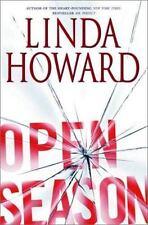 Open Season, Linda Howard, 0671034421, Book, Good