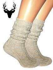 Trachtenstrümpfe Trachten-Shopper-Socken für Damen & Herren bis Größe 50!