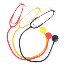 Simulation Stethoskope Kinder Arzt Rolle Spielhaus Spielzeug Wissenschaft RA