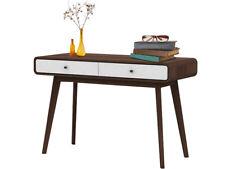 Design Schreibtisch PC Laptop Tisch Konsolentisch Bürotisch skandinavisch retro