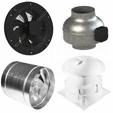 Axial Radial Ventilator Industrielüfter Zuluft Abluft Absagung Wand Rohr Lüfter