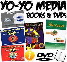 Yo-Yo Books & DVDs - Professional Yo Yo String Tricks - Henrys, Duncan Yo Yo's