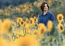 Chiara Mastroianni Autogramm signed 20x30 cm Bild