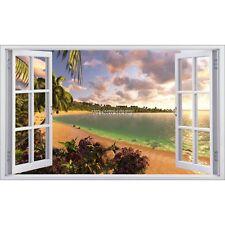 Sticker fenêtre déco Mer réf 5394 5394