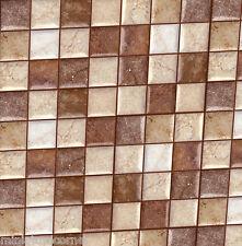 Dolls House Floor Panel Flooring Wallpaper Satin or Matte Card 1/12 - 1/24 #211