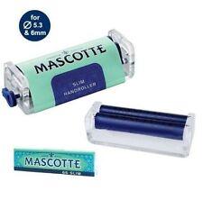 Mascotte Classic Premium,Sottile,King Size & Metallo Mano rullo di eTrendz
