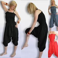 Pantaloni alla turca ALADINO a palloncino di cotone Hippy Goa India