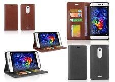 For Coolpad Revvl Plus Synthetic Leather Wallet Flip Case [T-Mobile]