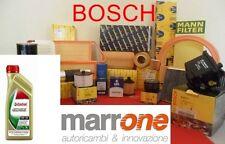 Kit tagliando filtri BOSCH+olio motore CASTROL EDGE LONGLIFE VW LUPO 1.4 TDI AMF