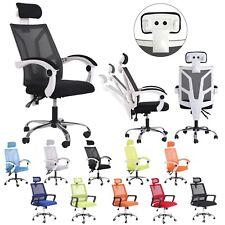 Bürostuhl Schreibtischstuhl Drehstuhl Chefsessel Racing Stuhl Netz Gaming-Stuhl