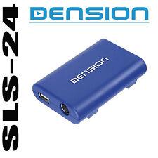 Dension GBL3SU1 iPod iPhone 4 4S USB Bluetooth Suzuki Swift SX4 Splash Interface