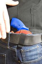 "NEW Barsony Burgundy Leather IWB Gun Holster Smith&Wesson 2"" Snub Nose Revolvers"