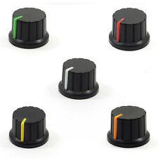 6mm tappo in plastica per il controllo del volume per Potenziometro Manopola alta 16mm