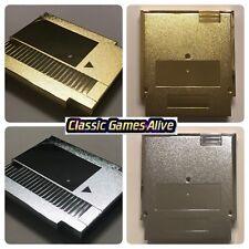 NES The Legend of Zelda Game Case Shell- Gold or Sliver Platinum (Metal Plating)
