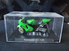 Modellino Moto 1:22 per collezionisti KAWASAKI ZX-12R