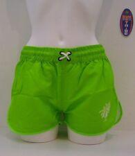 Turquoise Pantaloncino Shorts Beach Tennis Donna Verde Bianco
