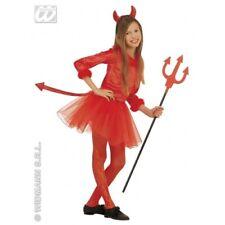 Girls Devil Girl Costume for Hen Party Halloween Fancy Dress