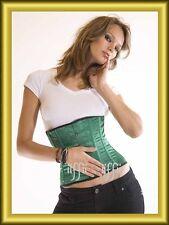 Taillen korsett corsage aus Satin  Gr 34~56