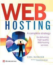 Web Hosting: A Beginner's Guide (Paperback or Softback)