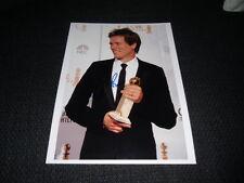 Kevin Bacon SIGNED AUTOGRAFO SU 20x28 cm immagine inperson look