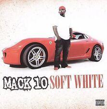 FREE US SH (int'l sh=$0-$3) NEW CD Mack 10: Soft White
