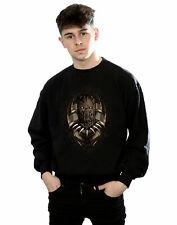 Marvel Hombre Black Panther Gold Erik Killmonger Camisa De Entrenamiento