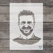 Justin Timberlake Pochoir Aérographe Craft Modèle Singer Personnes célèbres visage