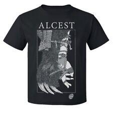 ALCEST Oiseaux de Proie Official T-shirt Amesouers Les Discrets Katatonia