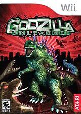 Godzilla: Unleashed (Nintendo Wii, 2007) item3159