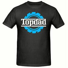 Top t shirt dad, (grand pignon) topdad men's t shirt,sm-2xl, cadeau fête pères