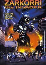 Zarkorr! The Invader (DVD, 1996) RARE UK SCI FI BRAND NEW OFFICIAL FULL MOON