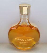 Nina Ricci L'Air Du Temps Perfumed Bath Oil-Lalique